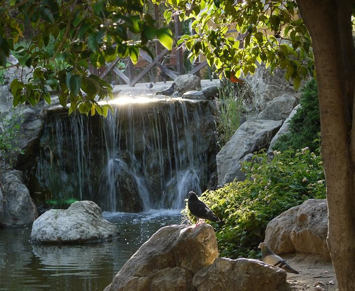 Marbella - grüne Oasen